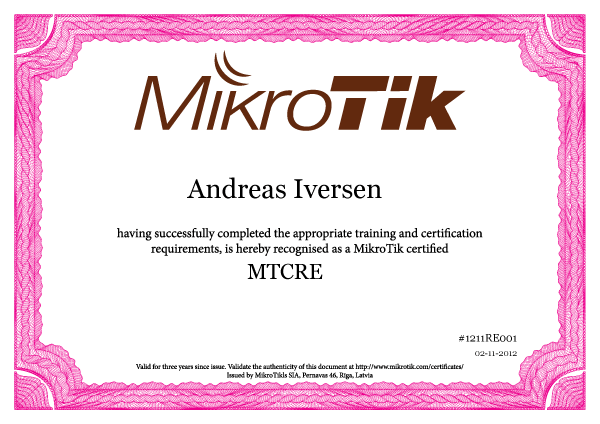 MTCRE_Certificate_Andreas