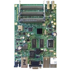 Routerboard RB433UAH - Mikrotik