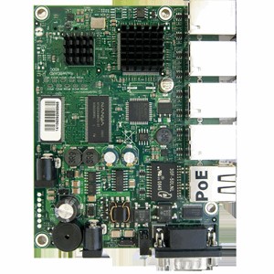 Routerboard RB450G - Mikrotik