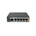 Ruter HEX S Gigabit 5port SFP PoE ut